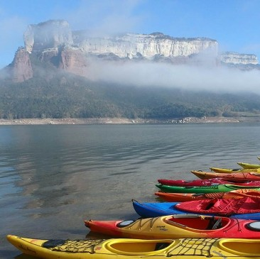 Accessible kayaks (Guilleries experience)